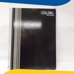 CUADERNO TRIPLE 7 MM. 150...