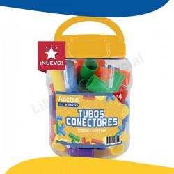 SET 40 TUBOS CONECTORES...