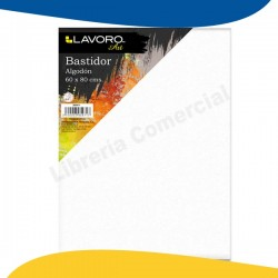 BASTIDOR ALGODON 60X80 LAVORO