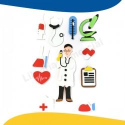 FIG.GOMA EVA DOCTOR 11 PZAS...