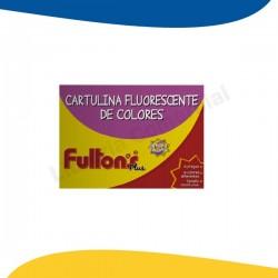 CARPETA CARTULINA FLUOR. 6...