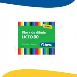 BLOCK DIBUJO LICEO 20 HJ....